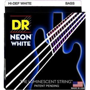 DR STRINGS NEON™ WHITE – BASS