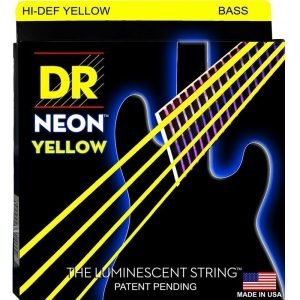 DR STRINGS NEON™ YELLOW – BASS