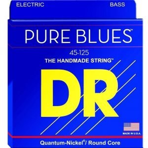 DR STRINGS PURE BLUES ™ – BASS