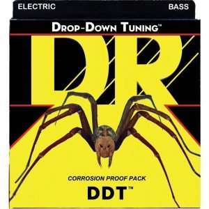 DR STRINGS DROP DOWN TUNING™ – BASS