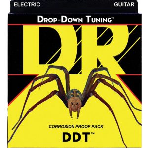 DR STRINGS DROP DOWN TUNING – GUITAR