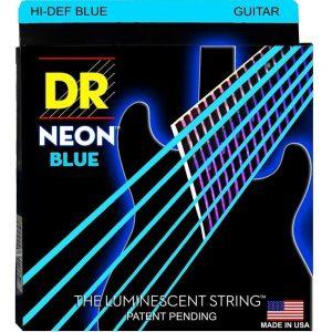DR STRINGS NEON™ BLUE – GUITAR