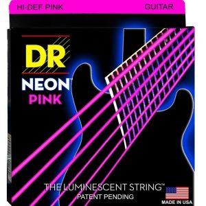 DR STRINGS NEON™ PINK – GUITAR