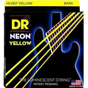 DR STRINGS NEON™ YELLOW – GUITAR