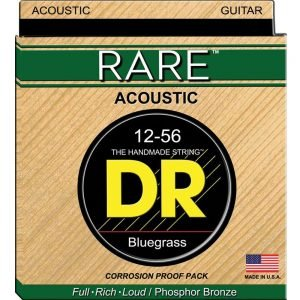 DR STRINGS RARE™ – ACOUSTIC