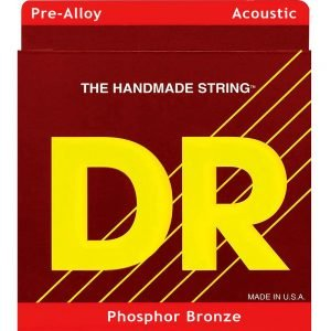 DR STRINGS PRE-ALLOY™ – ACOUSTIC