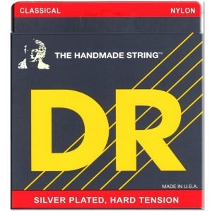 DR STRINGS SILVER PLATED – ACOUSTIC
