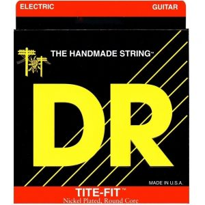 DR STRINGS TITE FIT – GUITAR