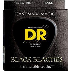 DR STRINGS BLACK BEAUTIES™ – BASS