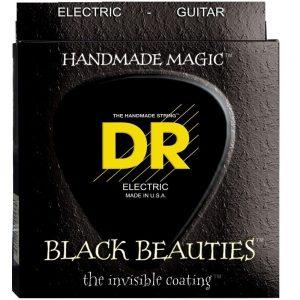 DR STRINGS BLACK BEAUTIES – GUITAR