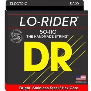 DR STRINGS LO-RIDER ™ – BASS