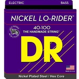 DR STRINGS NICKEL LO-RIDER ™ – BASS