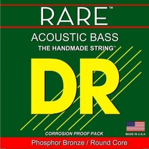 DR STRINGS RARE ™ – ACOUSTIC BASS