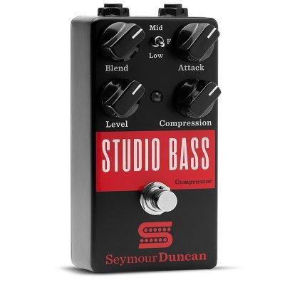 Seymour Duncan Studio Bass Compressor – Pedal