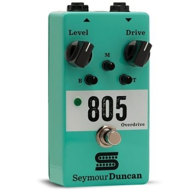 Seymour Duncan 805 Overdrive – Pedal
