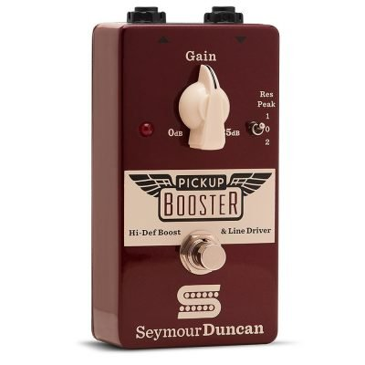 Seymour Duncan Pickup Booster – Pedal