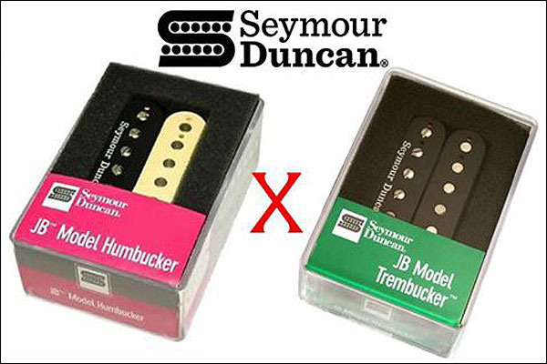 Humbucker X Trembucker