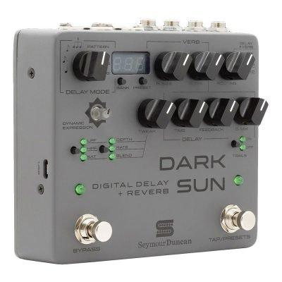 Seymour Dark Sun Delay Reverb – Pedal