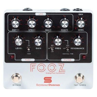 Seymour Duncan Fuzz Analog Fuzz Synthetizer – Pedal
